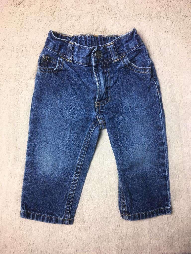 Pantalón de Jean Carters, 9 meses. - 0