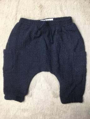 Pantalón Zara Baby Boy, 3 a 6 meses.
