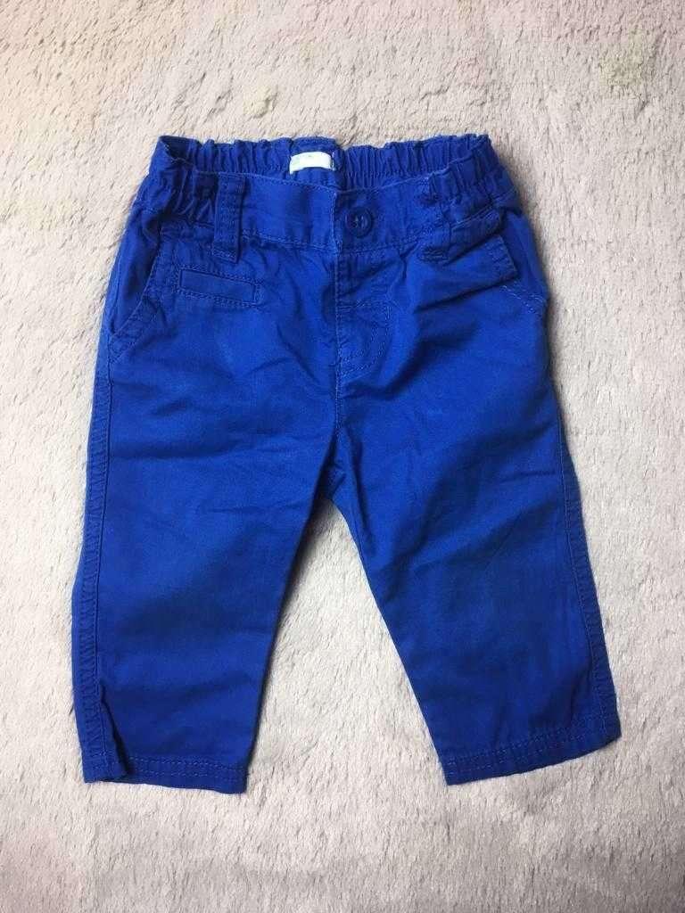 Pantalón Benetton, 3 a 6 meses. - 1