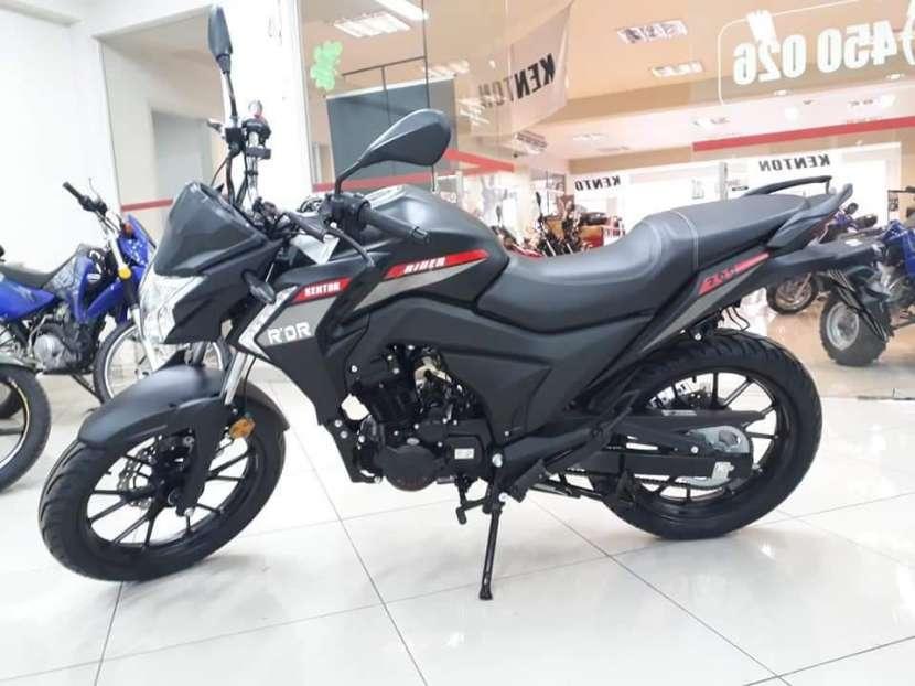 Motos Kenton y Yamaha - 0