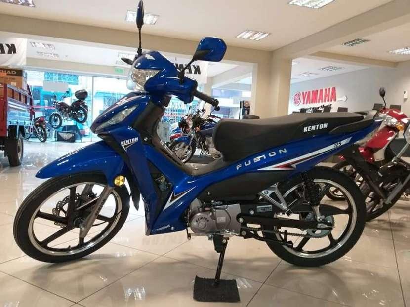 Motos Kenton y Yamaha - 3
