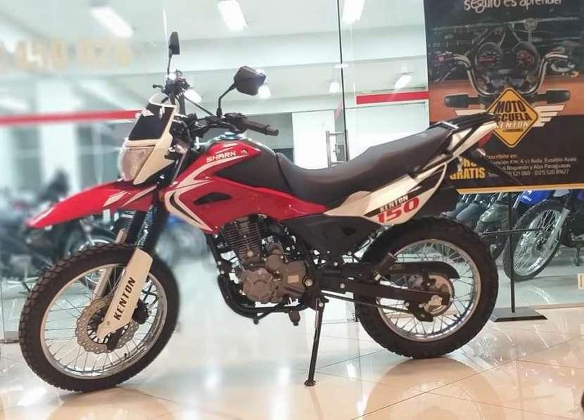 Motos Kenton y Yamaha - 4