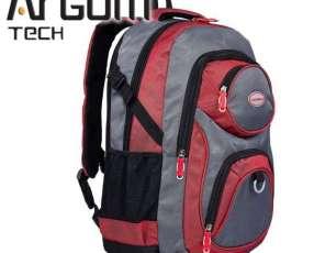 Mochila para Notebook de 17 Argom Tech Roja
