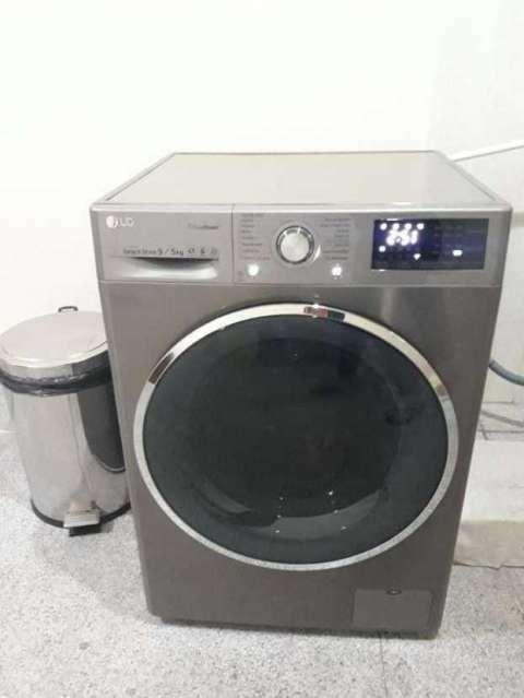 Lavasecarropas LG - 0