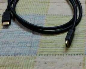 Cable hdmi y cable usb para impresoras