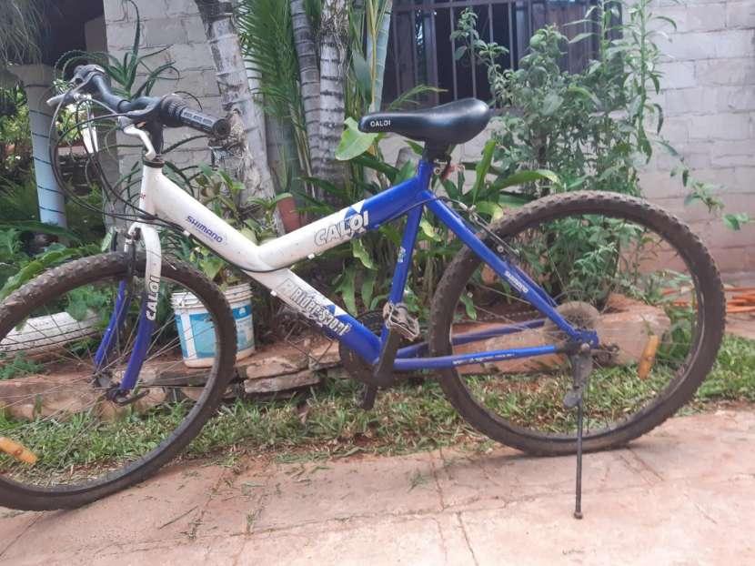 Bicicleta Caloi - 1