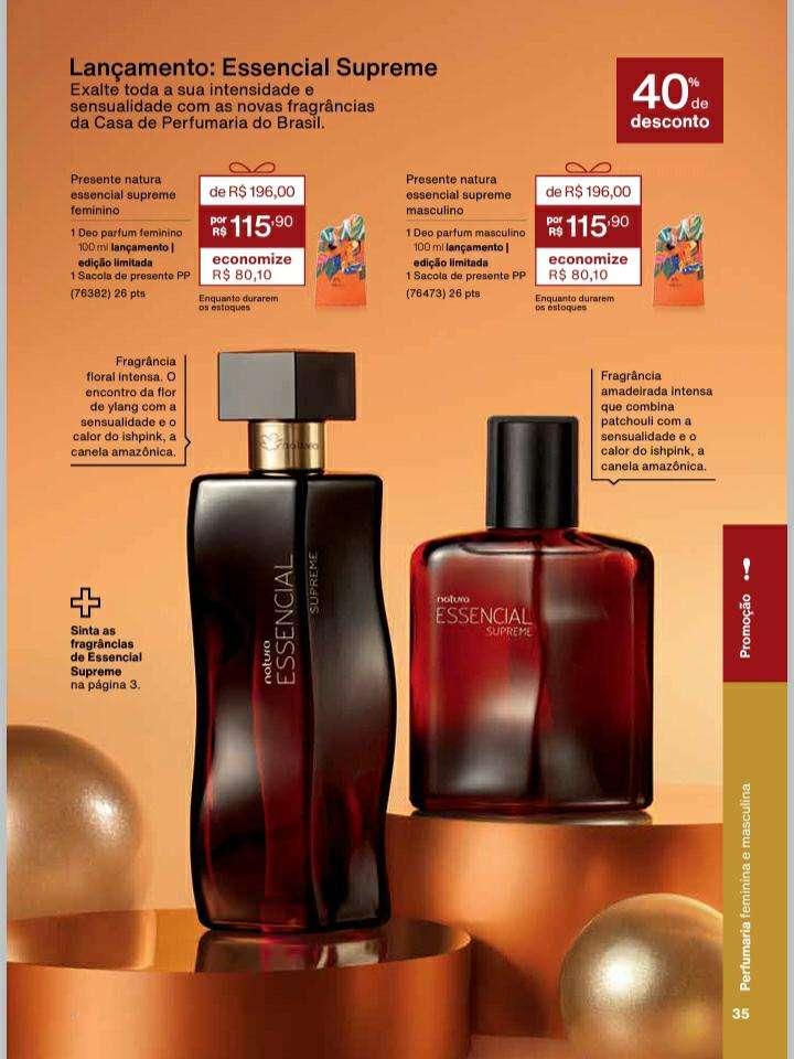 Productos cosméticos Natura - 1