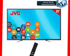 Smart TV LED HD JVC LT-32N750U 32 pulgadas