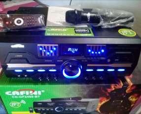 Amplificador nuevo en caja impecable de 4.400watts