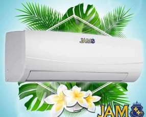 Aire acondicionado JAM de 12.000 BTU