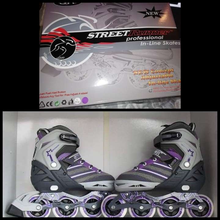 Rollers profesional nuevas calce 39-42 - 2
