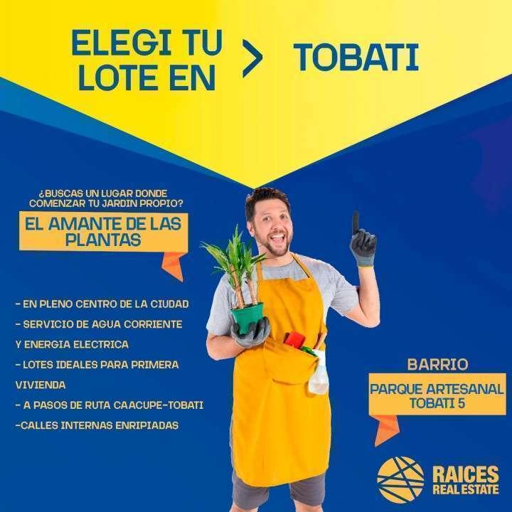 Terreno en Tobatí - 0