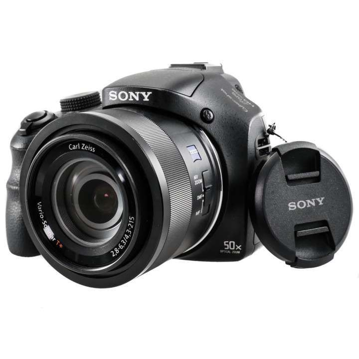 Cámara Sony DSC-HX400V - 0