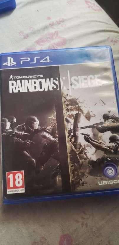 Rainbow Six Siege PS4 - 0