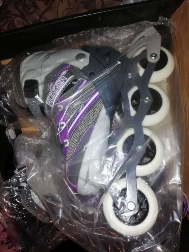 Rollers profesional nuevas calce 39-42 - 1