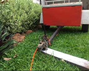 Carrito Karmann-Caravan Único dueño