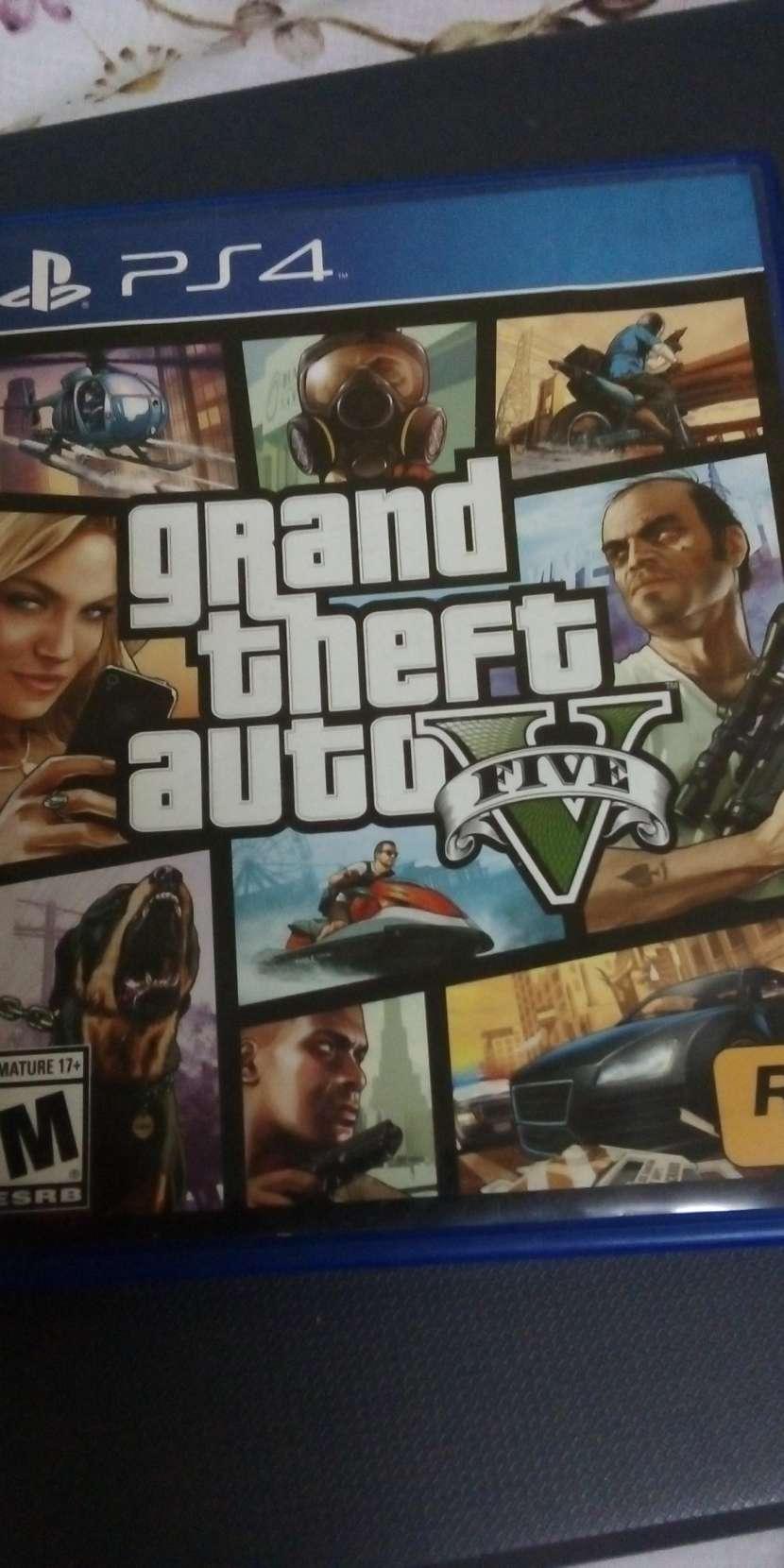 GTA 5 para PS4 - 0