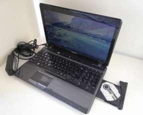 Notebook Toshiba p755