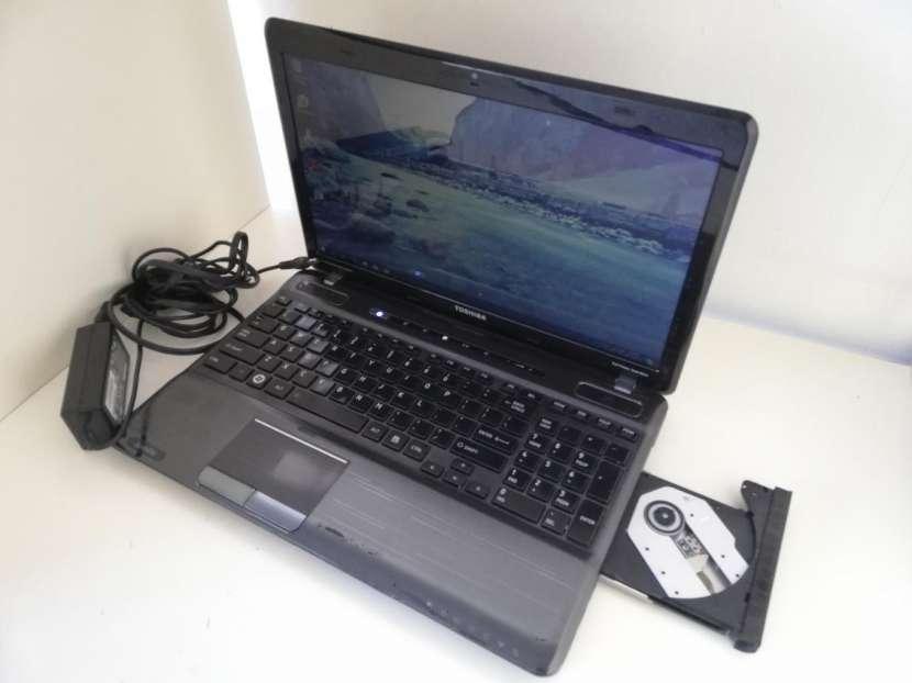 Notebook Toshiba p755 - 0