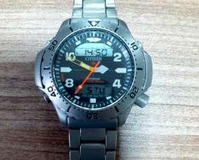Reloj Citizen Base Titanio