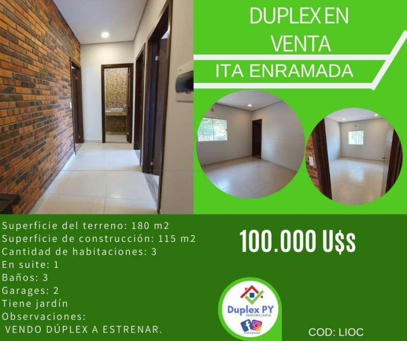 Duplex en Itá Enramada - 0