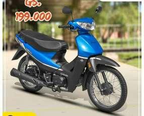 Moto HB110 Luxury