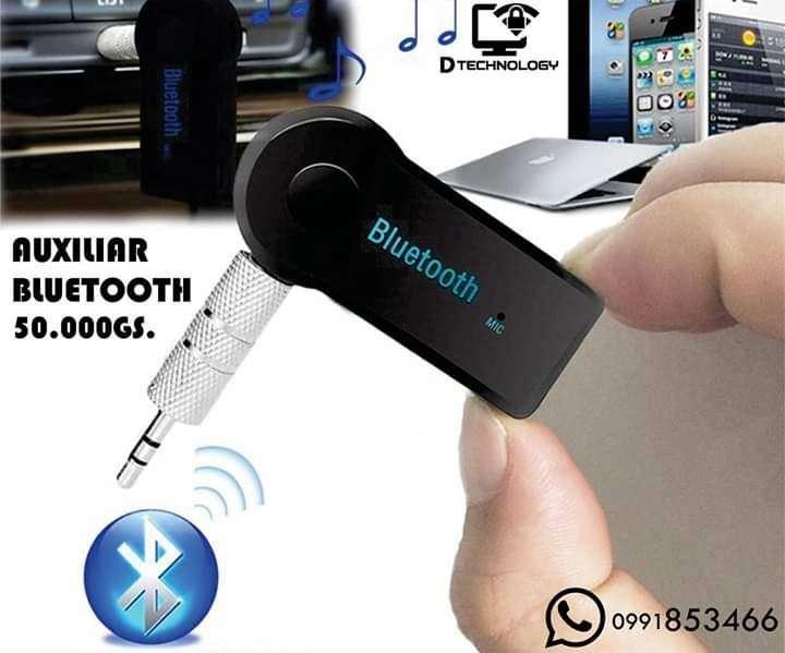 Auxiliar Bluetooth - 0