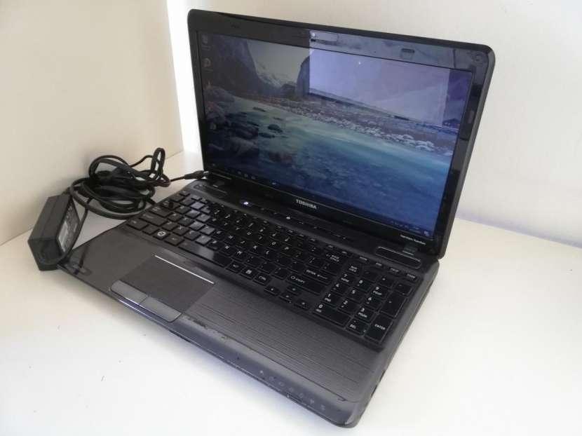 Notebook Toshiba p755 - 1