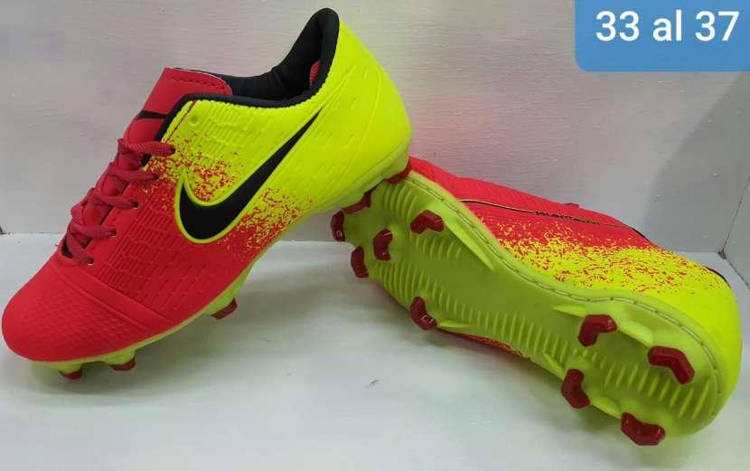 Botines Nike - 2