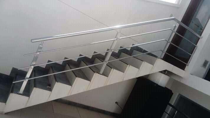 Reja pasamano para escalera - 3