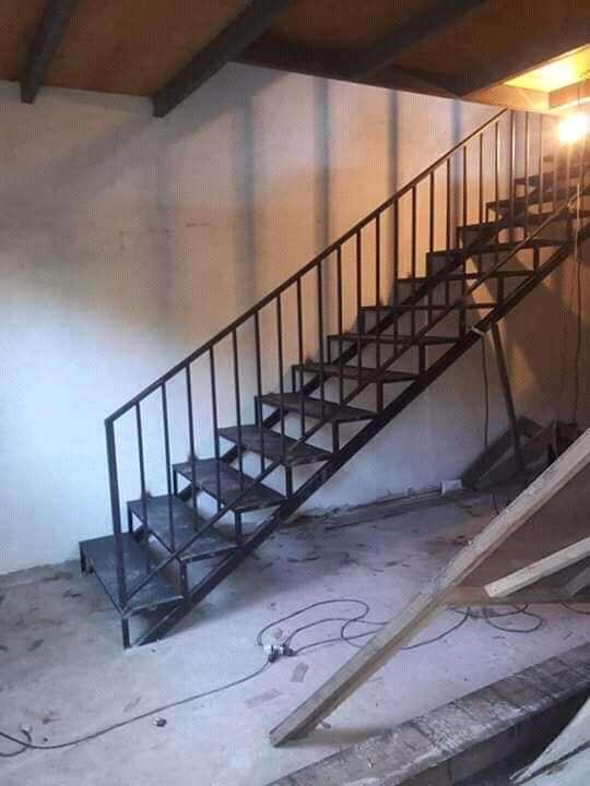Reja pasamano para escalera - 5