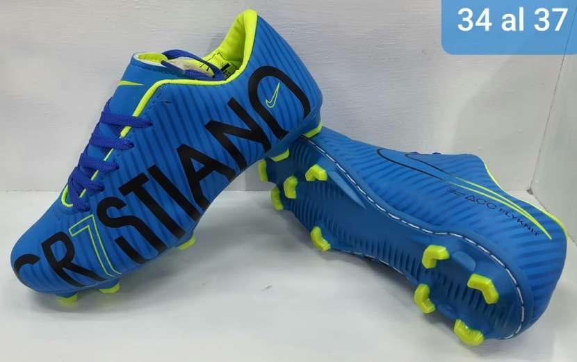 Botines Nike - 5