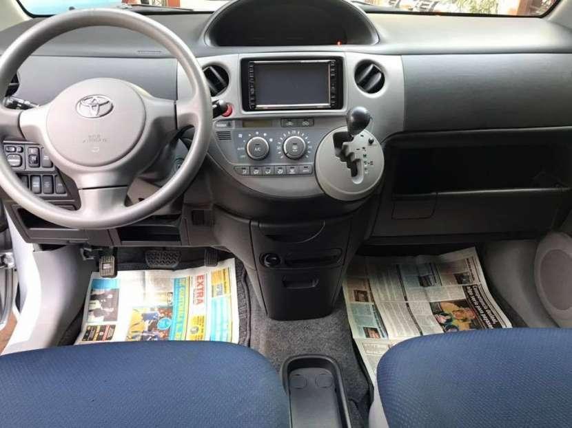 Toyota Sienta 2004 motor 1.5 naftero automático - 4