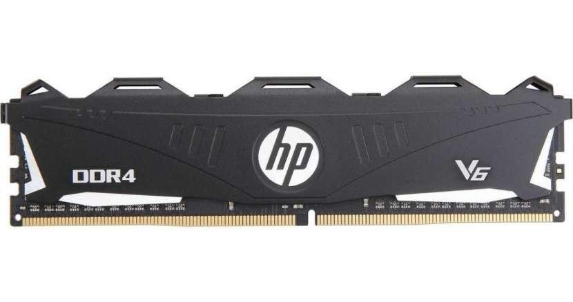 Memoria DDR4 8GB 3200 MHZ HP 7EH67AA#ABM GAM negro - 0