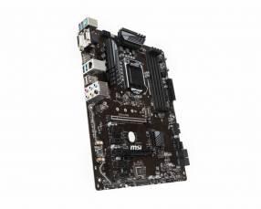 MB MSI LGA 1151 Z370-A PRO VGA/HDMI