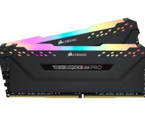 Memoria DDR4 16 GB 3200 MHZ corsair vengeance RGB PRO2X8B