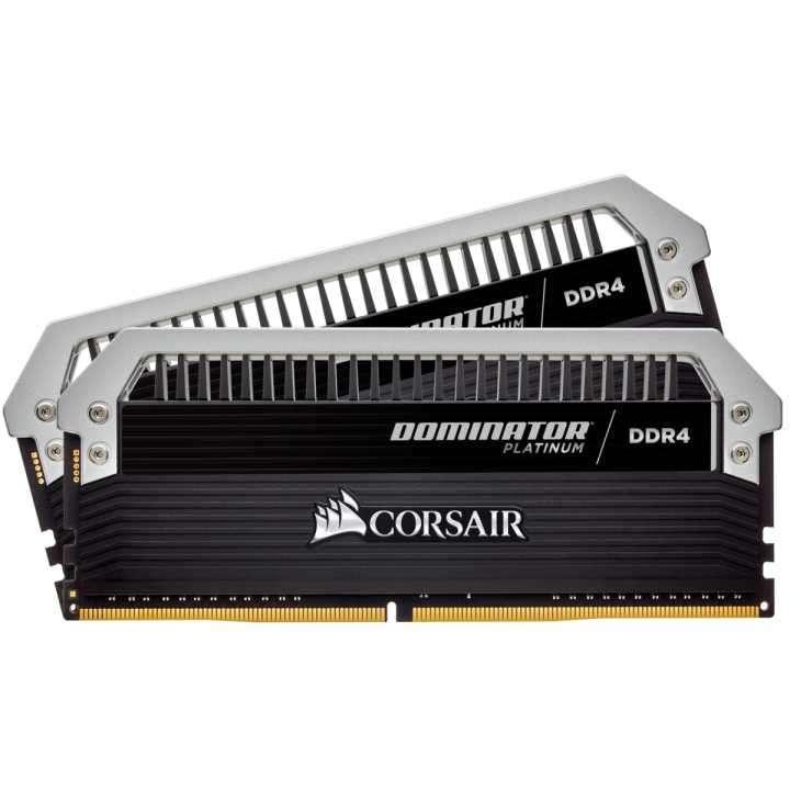 Memoria DDR4 32 GB 2666 MHZ corsair dominator platinum - 0