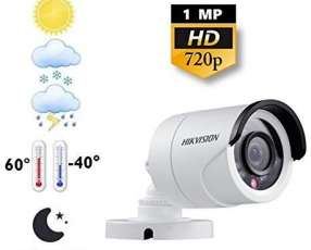 Hikvision CCTV Instalación 3 cámaras