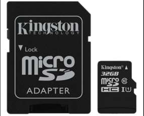 Memoria Micro SDXC 32 GB Kingston 80MB