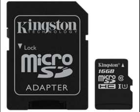 Memoria Micro SDXC 16 GB Kingston 80MB