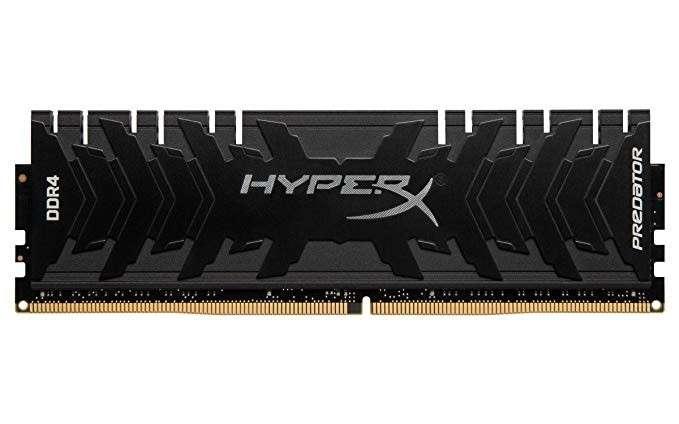 Memoria DDR4 16G 3000 king hypx predator BK HX430C15PB3/16 - 0