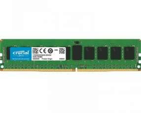 Memoria DDR4 8 GB 2666 MHZ crucial