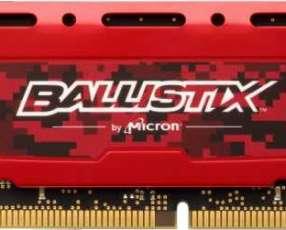 Memoria DDR4 16GB 3000 crucial bls16g4d30aese ballistix sport LT R