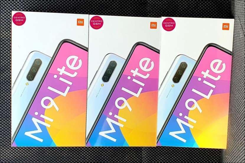 Xiaomi Mi 9 Lite 128 gb nuevos - 0
