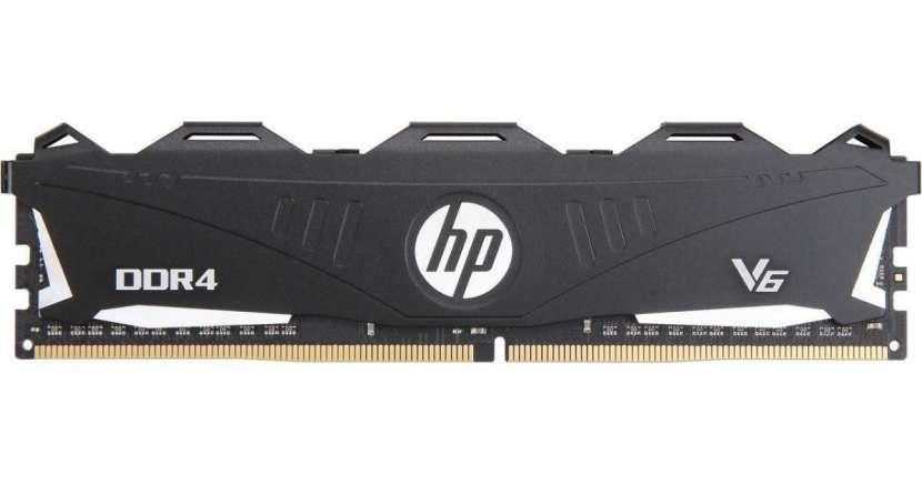 Memoria DDR4 8GB 3600 MHZ HP 7EH74AA#ABM GAM negro - 0