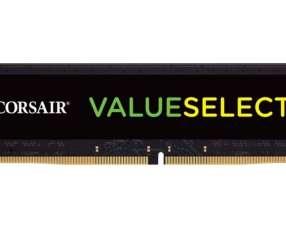 Memoria DDR4 16GB 2666 MHZ corsair valueselect