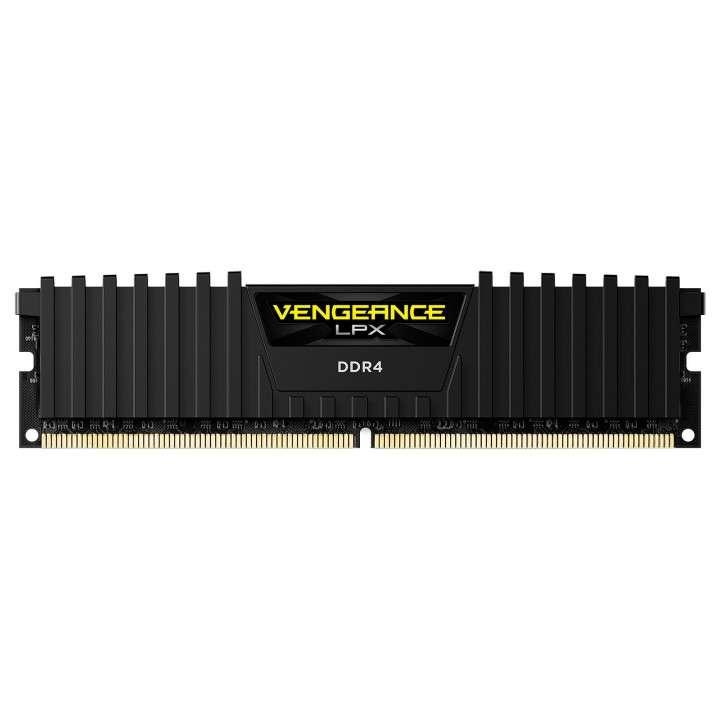 Memoria DDR4 8GB 2400 MHZ corsair vengeance LPX R - 0