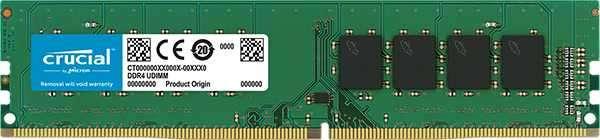 Memoria DDR4 8GB 2666 crucial CT8G4DFS8266 - 0