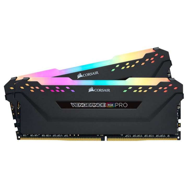 Memoria DDR4 16 GB 2666 MHZ corsair vengeancer GBPRO2X8N - 0