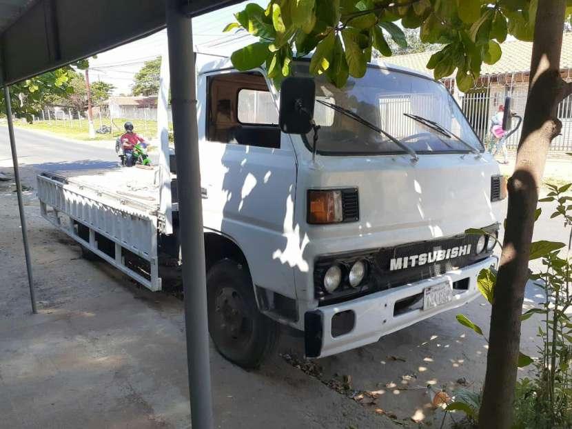 Mitsubishi Canter de 5.000 kg - 0